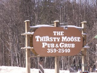 The Thirsty Moose Tavern